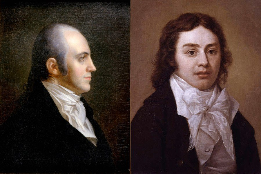 Coleridge Burr