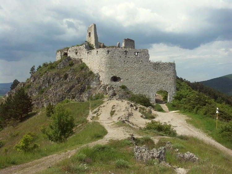 Csejte Castle Ruins
