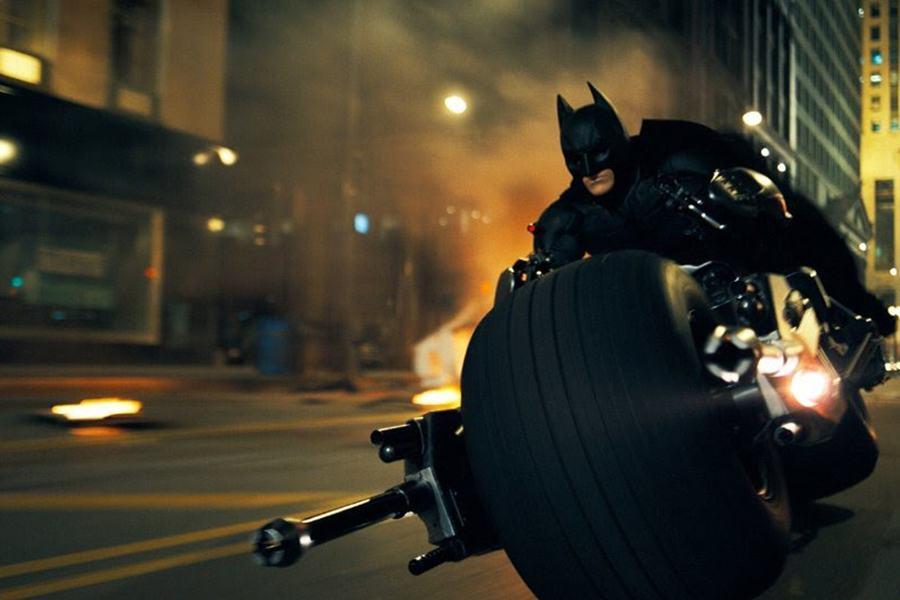 Dark Knight Conway Wickliffe