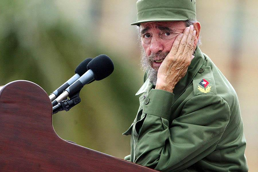 Defeated Fidel