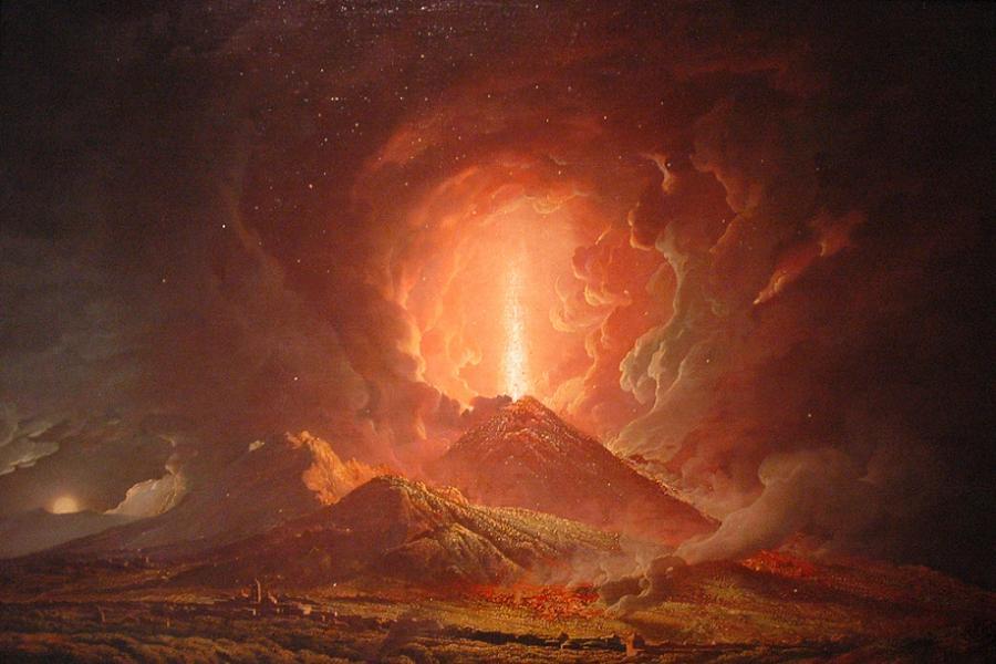 Doomed Cities Vesuvius Eruption