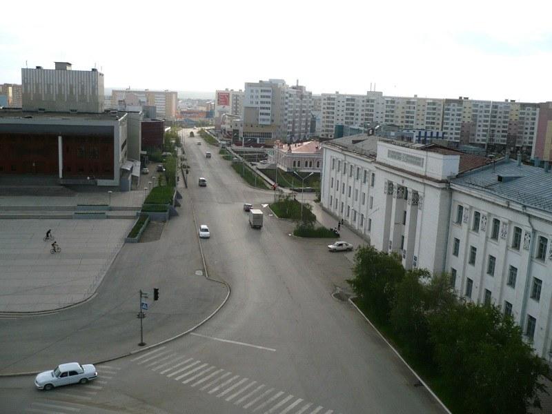 Doomed Cities Yakutsk Street