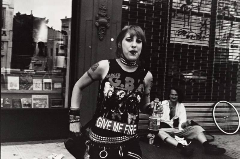 East Village Punk
