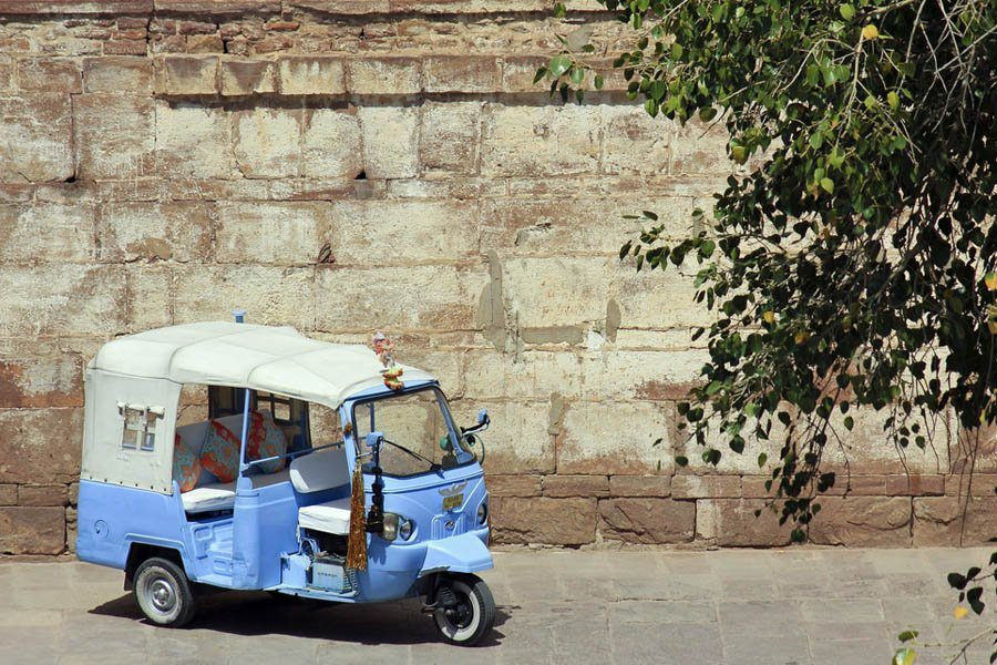 Fancy Tuk Tuk