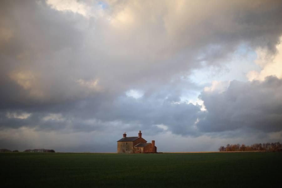 Farmhouse Field