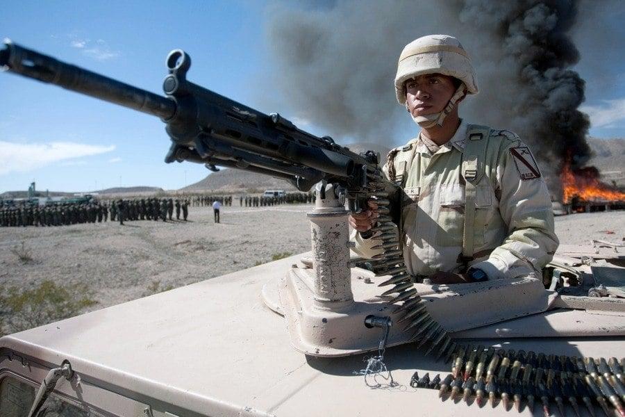 Gun Bullets Fire