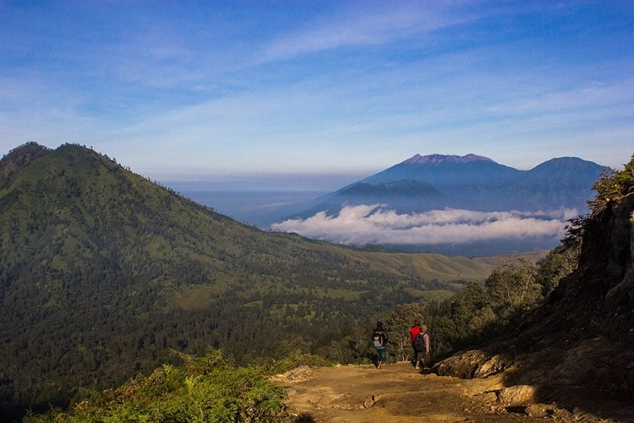 Indonesia Hikers
