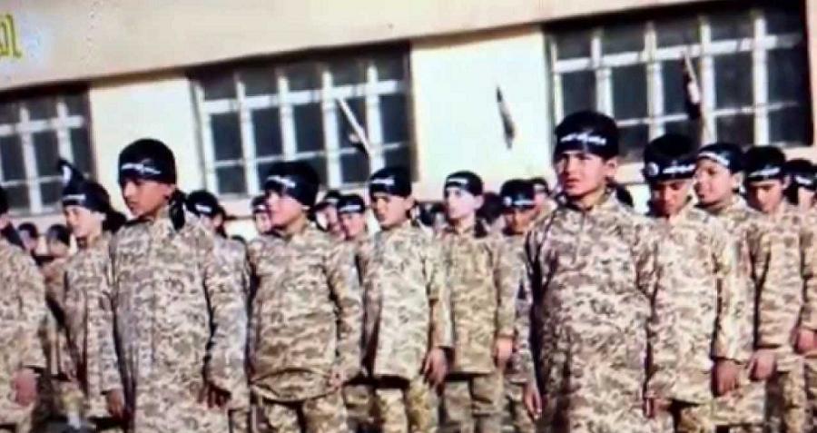 Isis Education Jihad Class