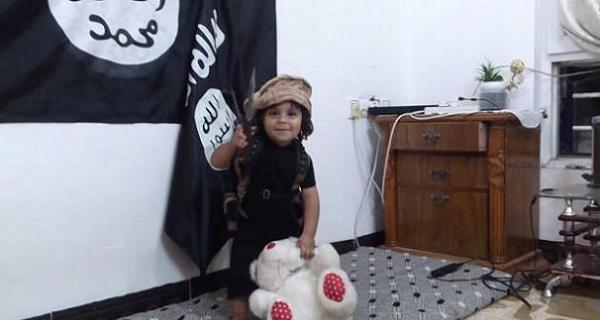 Isis Education Preschool Beheading