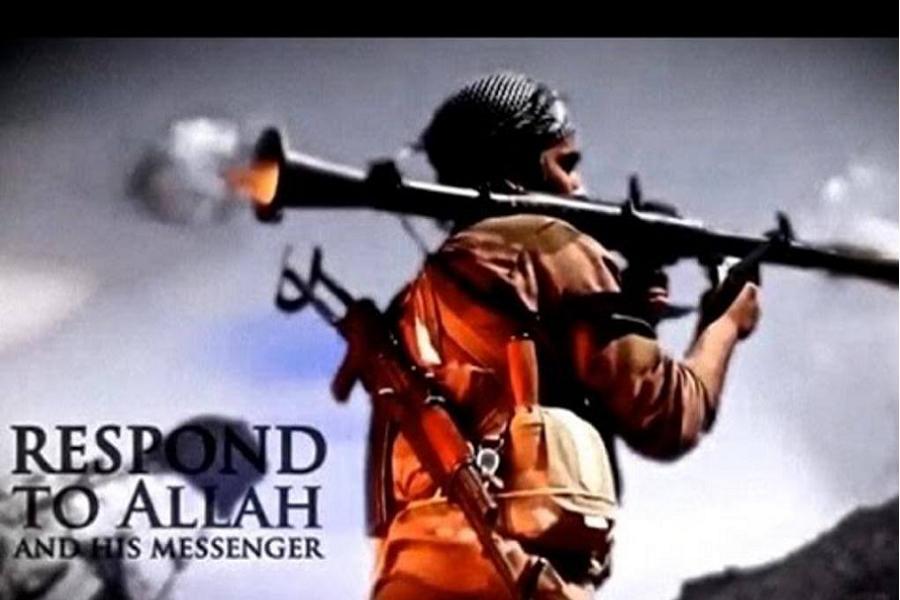 Isis Education Propaganda Still