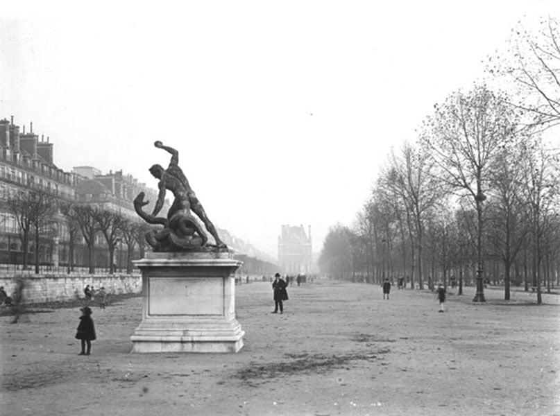 Jardin De Tuileries Yvon