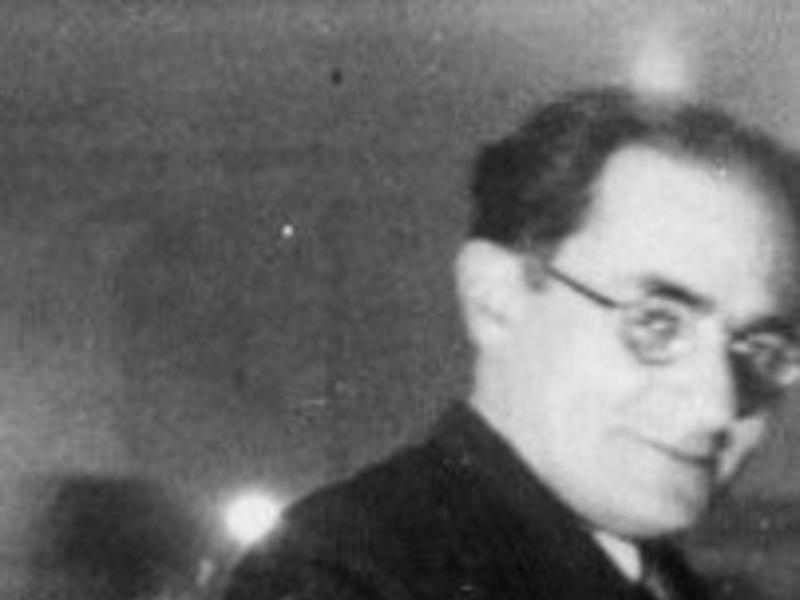 Jewish Collaborator Abraham Gancwajch