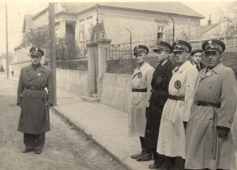 Jewish Collaborator Ghetto Police