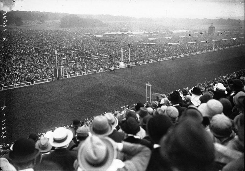 Longchamp Racecourse 1926