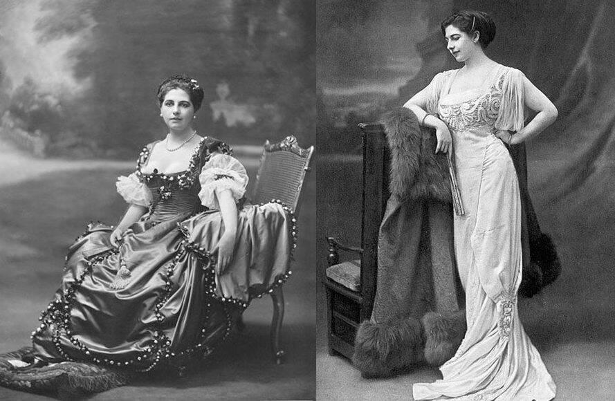 Mata Hari Modeling