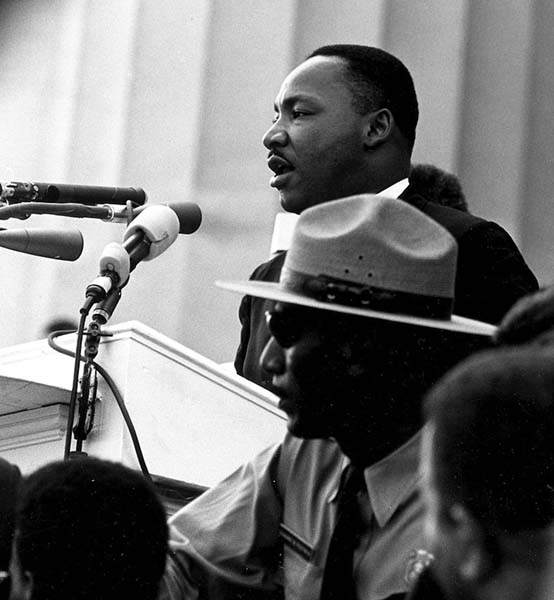 Martin Luther King Jr. Speech At The March On Washington