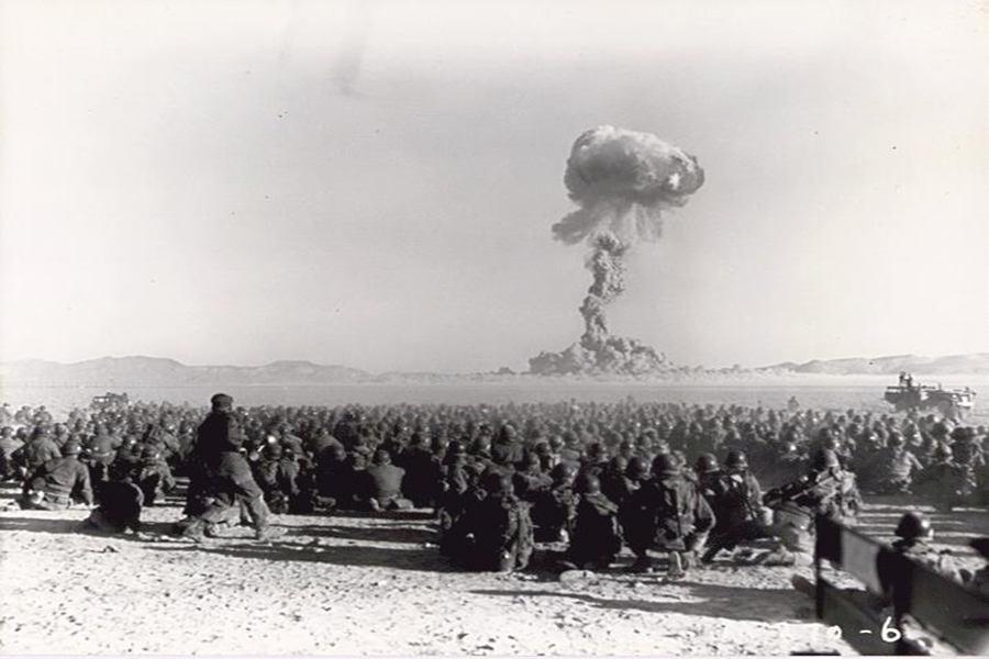 Nevada Test Site