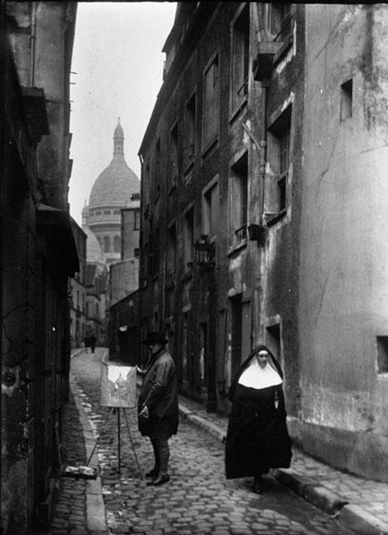 Nun Montmarte 1929