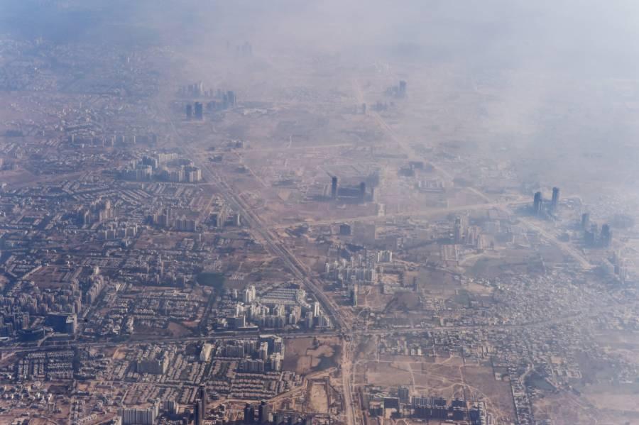 Overpopulation Aerial