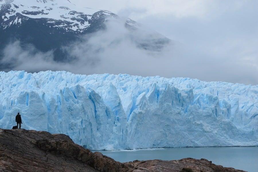 Patagonia Glacier Mountain