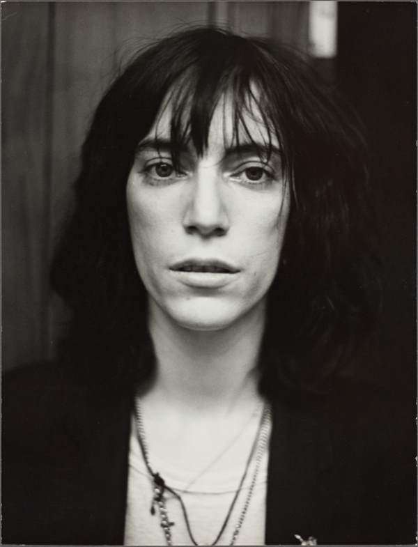 Patti Smith Portrait
