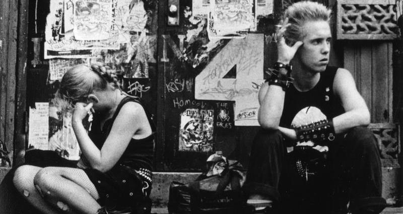 The Rise Of New York S Punk Scene In Photographs