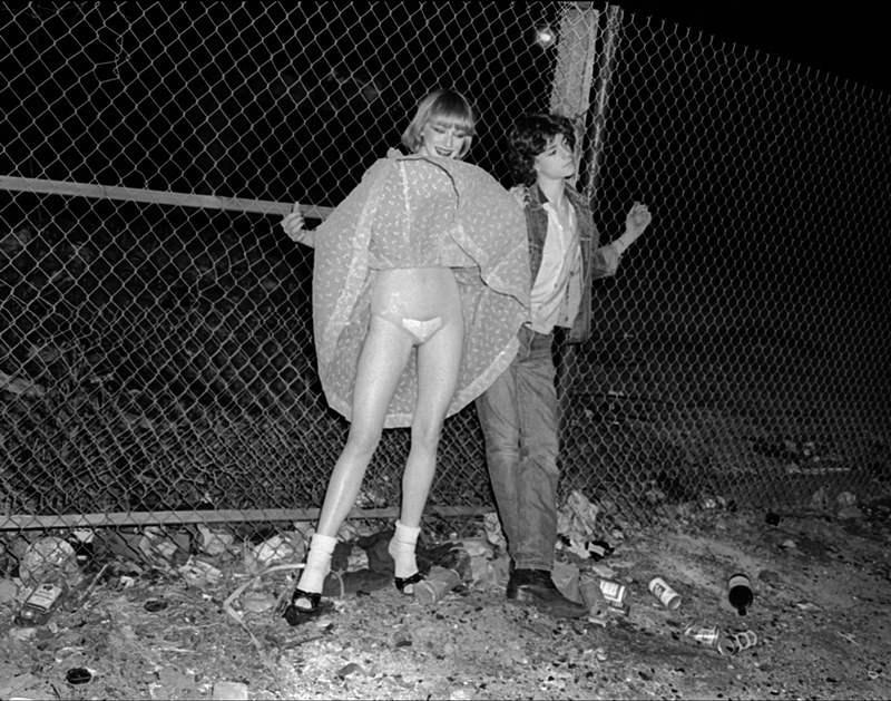 Punk Sex Fence