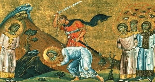 Dun Giljans Blog: Early Christian Martyrs