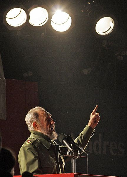 Righteous Fidel Lights