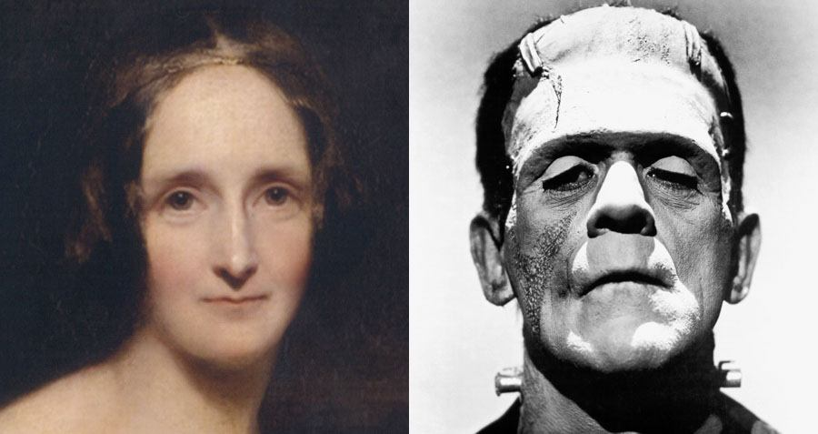 """the function of monstrosity in mary shelleys Mary shelley""""s frankenstein or the modern prometheus can be placed somewhere in between the ideas of the enlightenment and romanticism, directed towards the romantic movement as mentioned above frankenstein contains numerous gothic elements, in the following some of which are going to be discussed further."""
