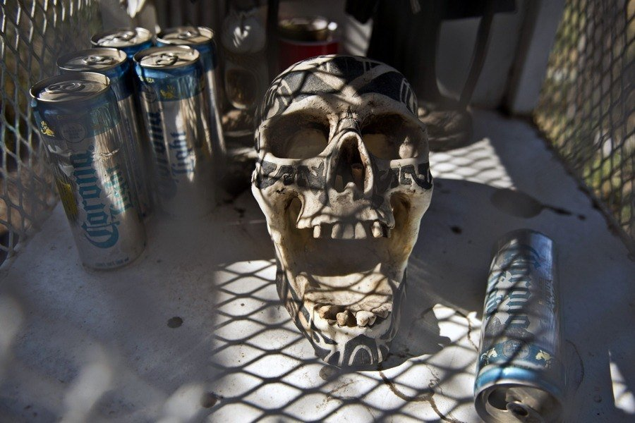 Skull Beers