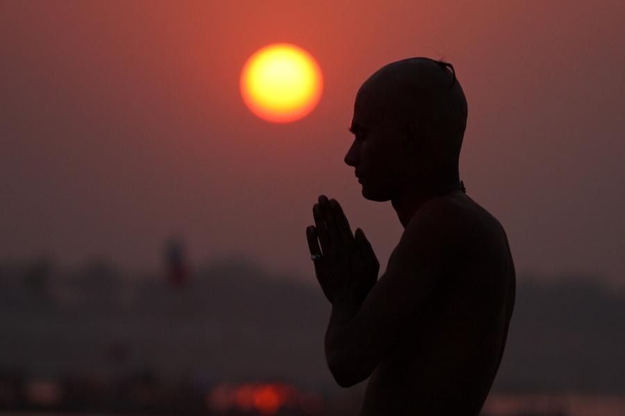 Sun Prayer