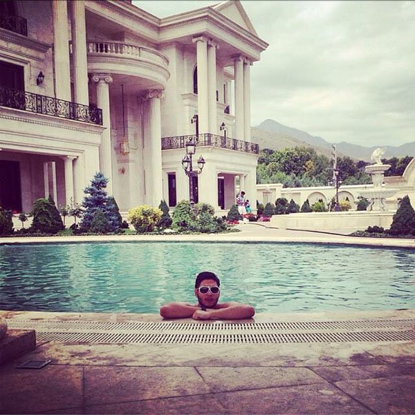 Tehran Pool