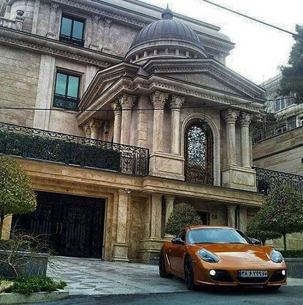 Tehran Porshce