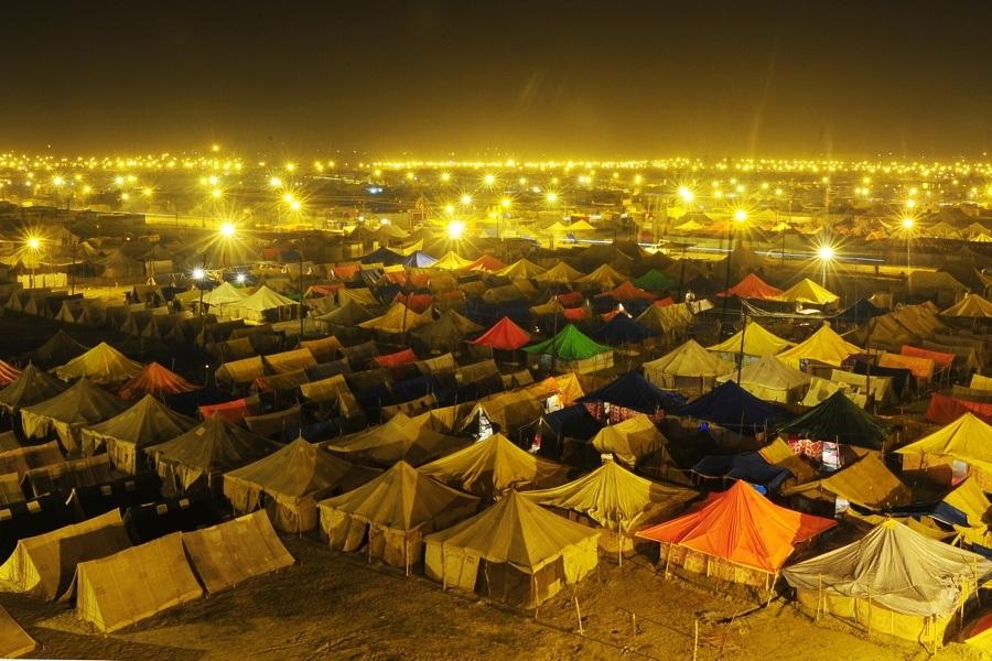 Tents Lights