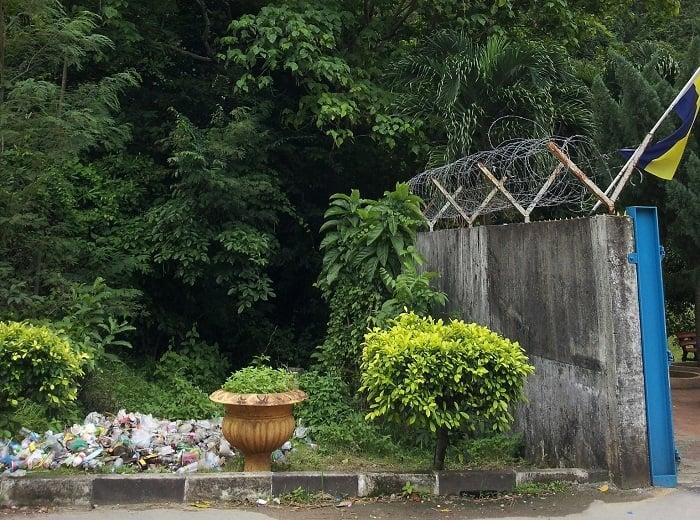 Thailand Malaysia Border Fence