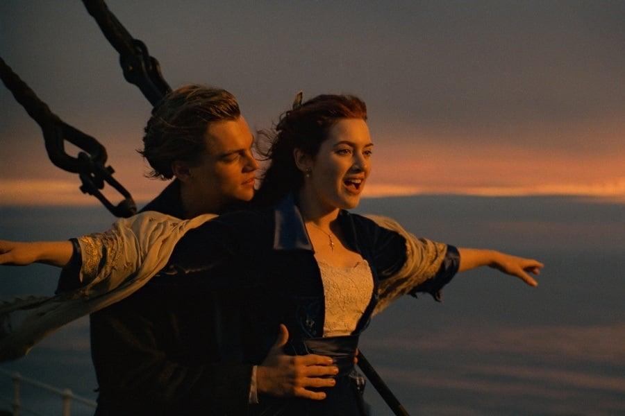 Titanic Prow