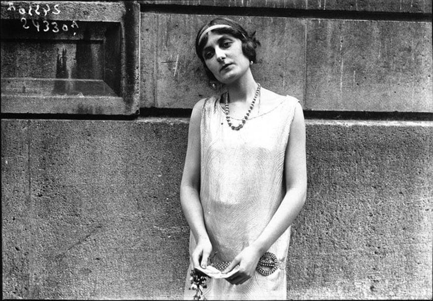 Woman 1925