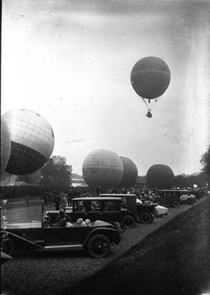 Women's Car Rally 1926