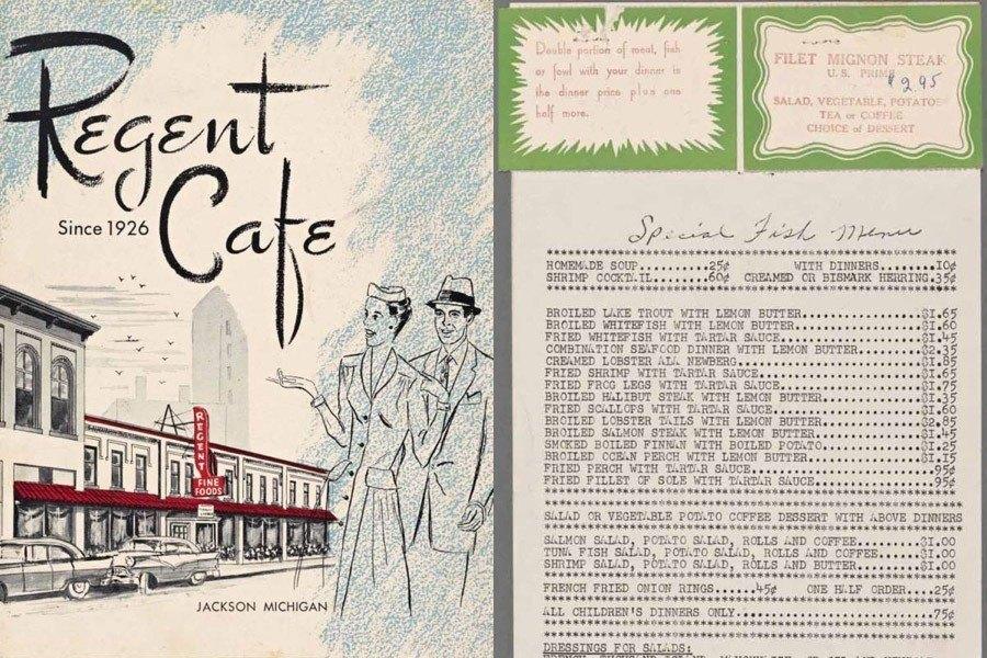 1926 Regent Cafe