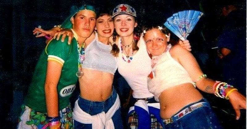 90s Raves