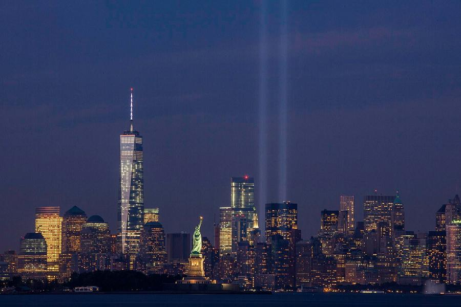 911 Conspiracies Wtc Lights