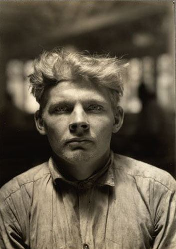 Finnish Stowaway At Ellis Island