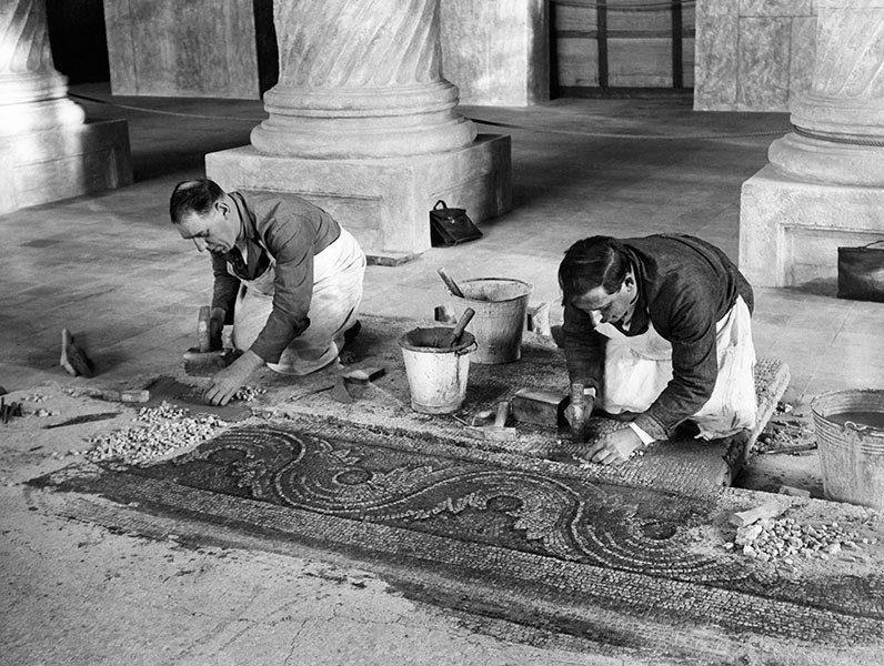 SYRIA 1939 APAMEE ARCHAEOLOGY
