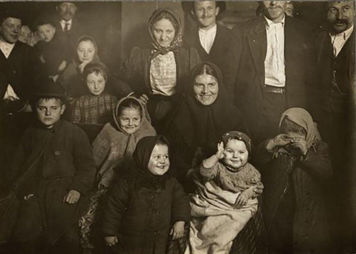 Joys And Sorrows At Ellis Island