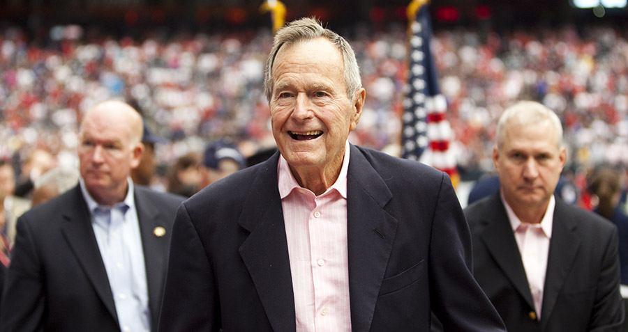 President_george_h _w _bush