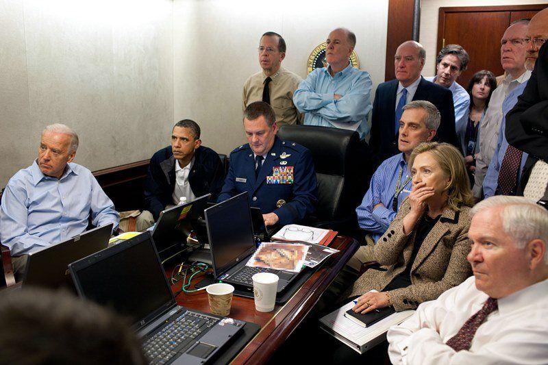 Assassination Of Osama Bin Laden