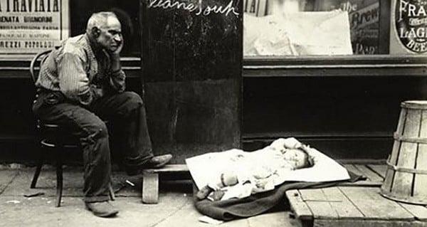 Ellis Island: Examination. /Nimmigrants Being Examined For