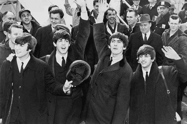 Beatles Songs Kennedy Airport
