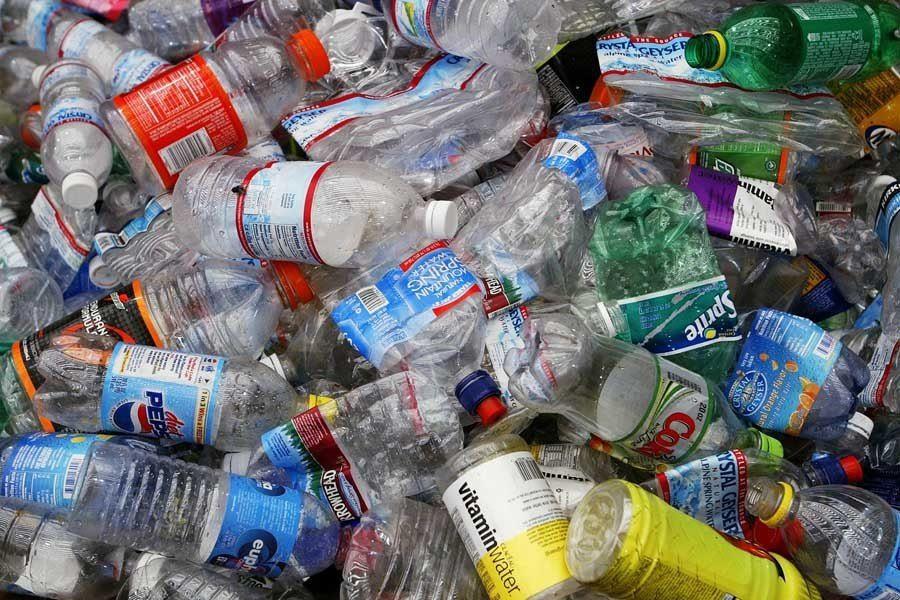 Bottles Litter